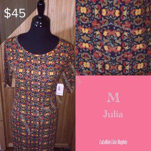 LuLaRoe M Julia Dress.